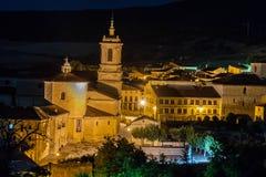Monastery of Santo Domingo of Silos stock photos