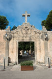 Monastery Santuari de Cura Stock Photos