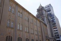 Monastery of Sao Bento Royalty Free Stock Photo