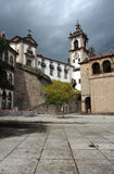 Monastery of Sao Goncalo Church Stock Photo