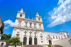 Monastery Sao Vicente Stock Photos