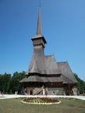 Monastery Sapanta-Peri Royalty Free Stock Images