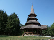Monastery Sapanta-Peri Stock Images