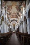 Monastery Schussenried Royalty Free Stock Photos