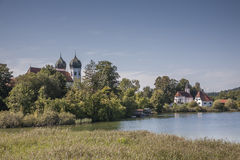 Monastery Seeon Royalty Free Stock Photography