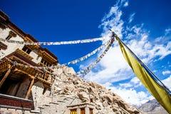 Monastery, Shey, Ladakh, India Stock Photo