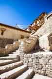 Monastery, Shey, Ladakh, India Royalty Free Stock Photography