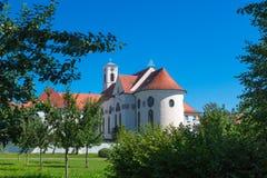 Monastery Sießen Stock Photo