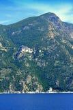 Monastery Simonopetra Mount Athos Greece Stock Image