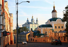 Monastery in Smolensk. Stock Photography
