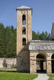 Monastery Sopocani Royalty Free Stock Images