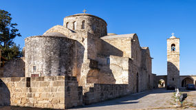 Monastery of St. Barnabas, Northern Cyprus Stock Images