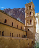 The Monastery of St. Catherine, Stock Images