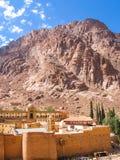 Monastery of St. Catherine Egypt Stock Photo