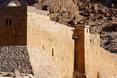 The Monastery of St. Catherine,Egypt Royalty Free Stock Photography