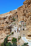 The monastery of St. George Cozeba Stock Photography