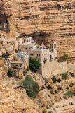 Monastery of St. George. Israel Stock Images
