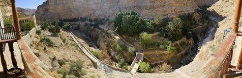 Monastery of St. George of Koziba Stock Photo