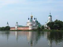 Monastery of St. Jacob Saviour Stock Photography