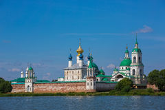 Monastery of St. Jacob Saviour Royalty Free Stock Photography