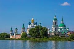 Monastery of St. Jacob Saviour Royalty Free Stock Photos