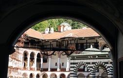 Monastery of St John Rilski, Bulgaria. Monastery of St John Rilski, Rila Mountain, Bulgaria royalty free stock image