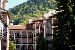 Monastery of St John Rilski, Rila Mountain, Bulgaria Royalty Free Stock Images