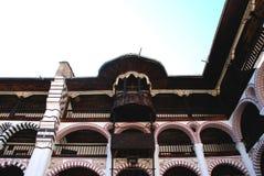 Monastery of St John Rilski, Rila Mountain, Bulgaria Royalty Free Stock Photography