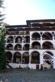Monastery of St John Rilski, Rila Mountain, Bulgaria Royalty Free Stock Photos