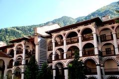 Monastery of St John Rilski, Rila Mountain, Bulgaria Stock Image