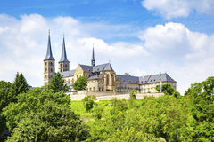 Monastery St. Michael in Bamberg Stock Photo
