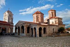 Monastery St. Naum in Ohrid, Stock Photography