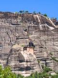 Monastery of St.Nicholas Anapausas Royalty Free Stock Images