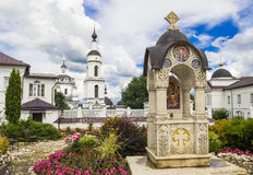 Monastery of St. Nicholas Royalty Free Stock Photos