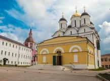 Monastery of St. Paphnutius Royalty Free Stock Photos