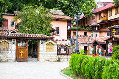 Monastery St.St. Constantine and Helena near Varna, Bulgaria Stock Photography