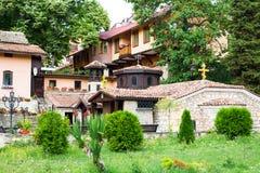 Monastery St.St. Constantine and Helena near Varna, Bulgaria Stock Image