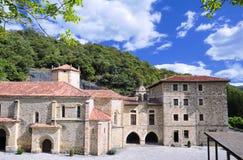 Monastery of St. Toribio of Liebana. Royalty Free Stock Images