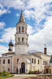 Monastery of Sts. Boris and Gleb, Torzhok Royalty Free Stock Photo