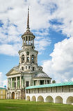 Monastery of Sts. Boris and Gleb, Torzhok Stock Photo