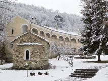 The Monastery Studenica, Serbia, Unesco world heritage site Royalty Free Stock Image