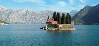 Monastery Sveti Djordje Stock Images