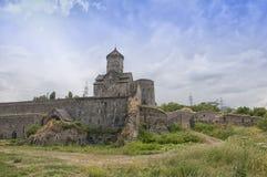 Monastery Tatev. The church of St. Astvatsatsin. Armenia.  Royalty Free Stock Photos