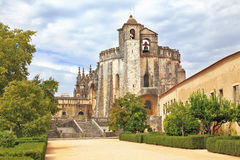 The  monastery of the Templars Royalty Free Stock Photo
