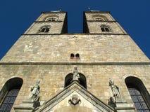 Monastery Tepla Stock Image