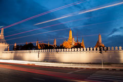 Monastery of thailand Stock Photography