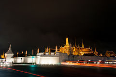 Monastery of thailand Royalty Free Stock Photography