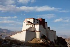 Monastery in Tibet Stock Photography