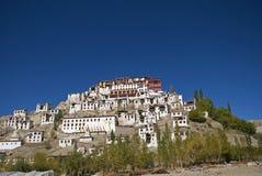 Monastery, Tiksey, Ladakh, India Royalty Free Stock Photo
