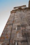 Monastery tower. Francia Peak monastery Salamanca (Spain) (Europe Royalty Free Stock Photo